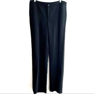 Lauren Ralph Lauren black trouser straight leg